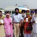 From Golden Temple to Delhi, Punjab families pray for Iraq…