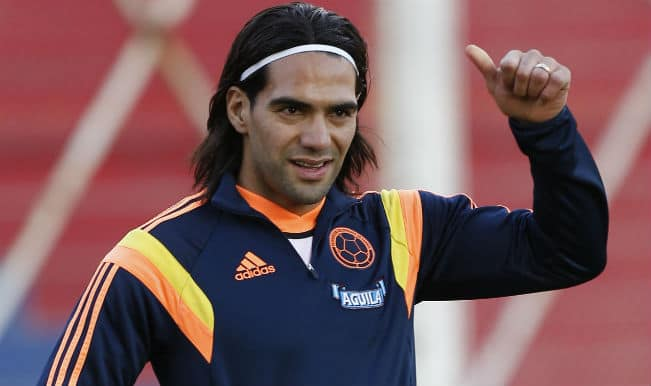 Rademel Falcao to be Colombia's cheerleader against Greece