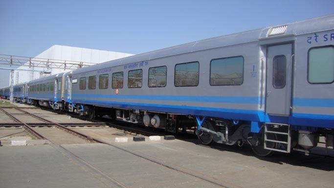 Railway-shatabdi
