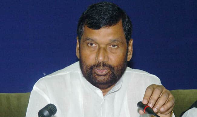 Ram Vilas Paswan to visit Badaun gangrape victims' family members