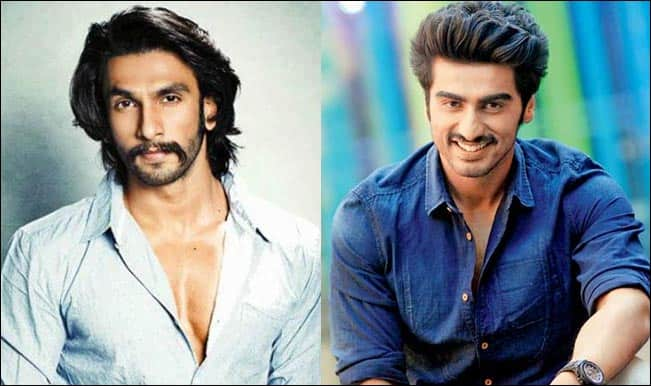 Friends turned foes? Ranveer Singh and Arjun Kapoor bromance ends