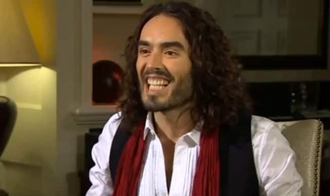 Happy Birthday Russell Brand: We share with you the latest 'The Trews' video!