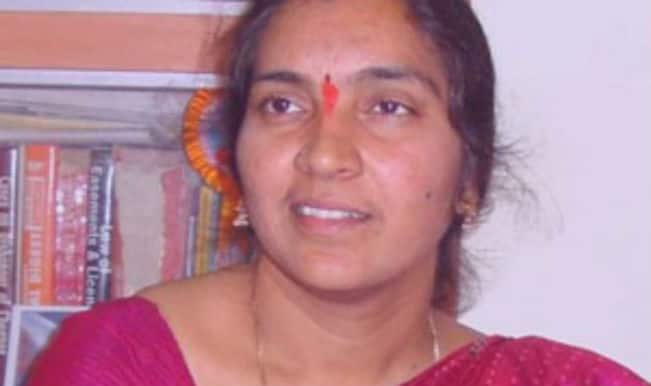 Padma Devender Reddy becomes first Deputy Speaker in Telangana