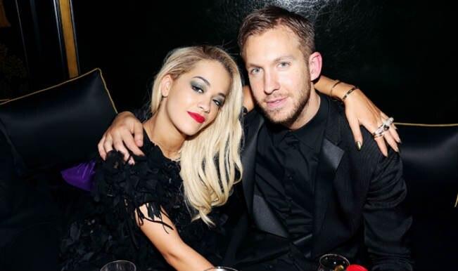 Rita Ora, Calvin Harris split