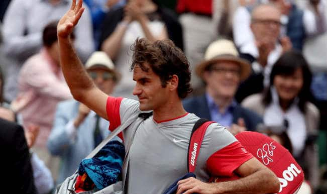 Roger Federer ousted by Ernests Gulbis in the fourth round of French Open 2014