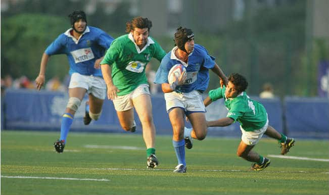 Indian rugby team to play 5-nation Asian tourney in Pakistan