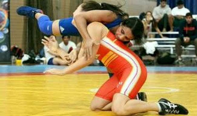 Indian-born wrestler in Oz team for Commonwealth Games