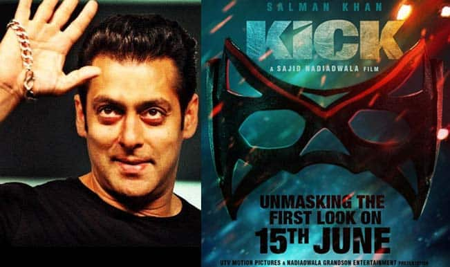 Salman Khan's Kick official teaser poster released: First ...