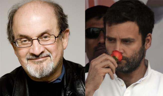 Rahul Gandhi turns 44: What if he was a character in birthday pal Salman Rushdie's book?