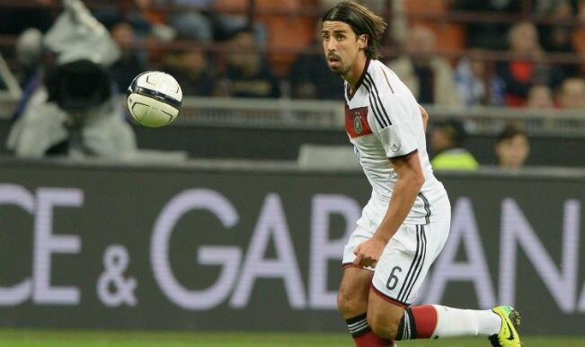 Germany defence must improve, warns Sami Khedira