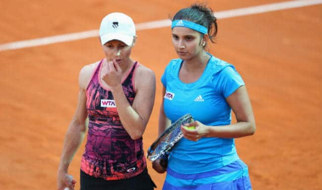 Sania Mirza-Cara Black crash out of French Open 2014
