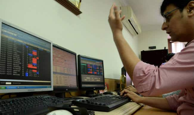Sensex snaps 4-day losing streak, rallies 265 points