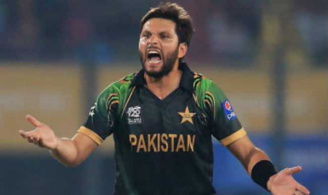 Pakistan Cricket Board announces top category 'A' contracts for five players including Misbah-ul-Haq, Shahid Afridi
