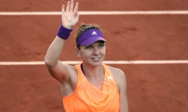 Simona Halep_Semifinals_French Open 2014