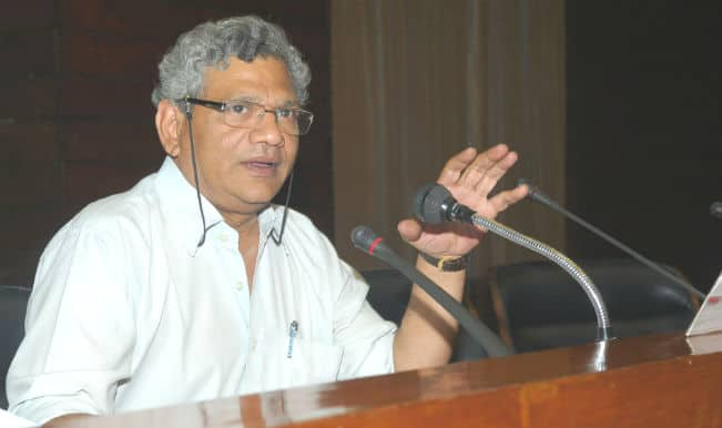 US' military interference is the reason behind Iraq's condition, says Sitaram Yechury