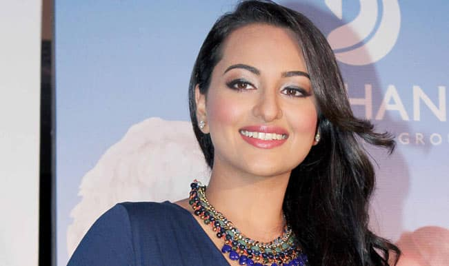 No friends in the industry, says Sonakshi Sinha