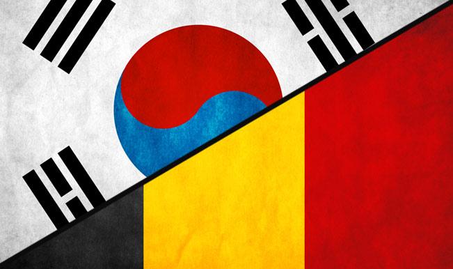 Korea Republic vs Belgium, FIFA World Cup 2014: Facts Punch of 48th Match