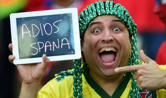 FIFA World Cup 2014: 5 reasons why it went wrong for Spain