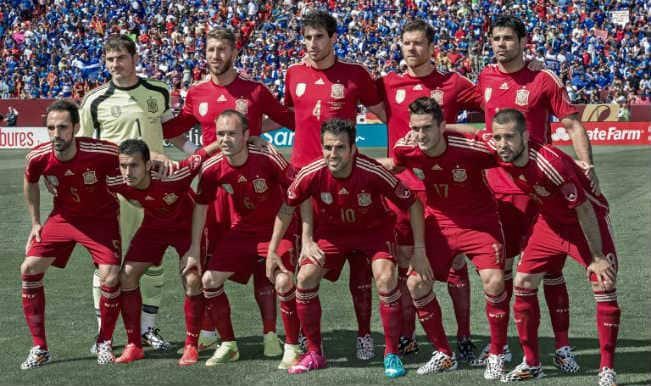 Spain vs Netherlands: Watch Sony Six TV for Free Live ...