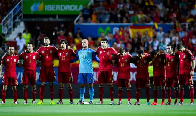 FIFA World Cup 2014 Spain Squad: Football Team & Player List