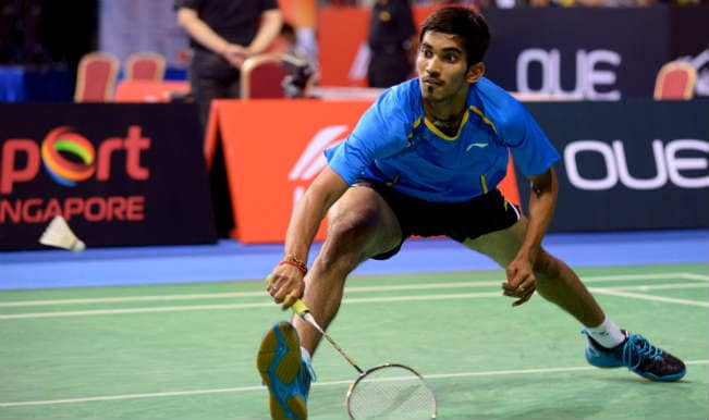 Shuttler Kidambi Srikanth drops 10 places in rankings