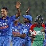 Stuart Binny bundles Bangladesh, gives India victory
