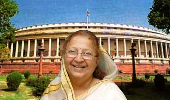 Sumitra Mahajan: 9 little known facts about the Speaker of 16th Lok Sabha