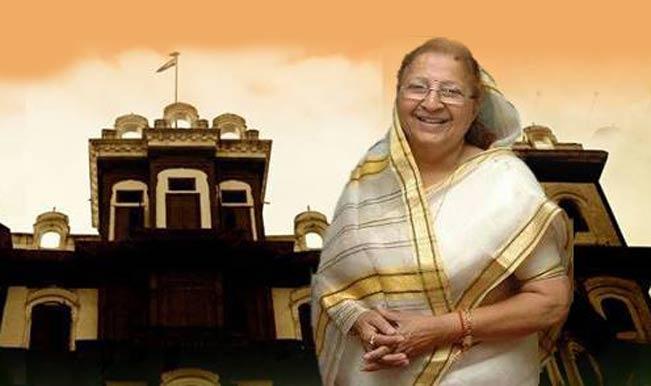 Sumitra Mahajan Lok Sabha Speaker elected
