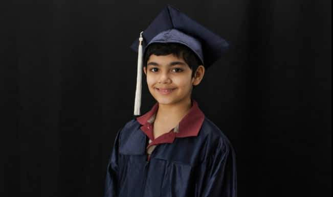 Tanishq Abraham: Meet the 10-year-old Indian origin High School Diploma holder