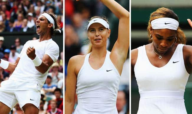 Wimbledon Championships 2014: Day Four, 26th June at All-England Club