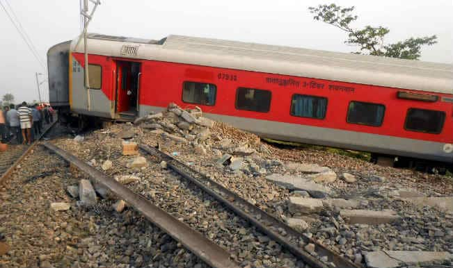 Five killed in Bihar train derailment, sabotage ruled out