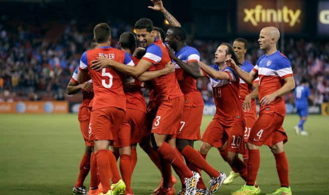 Ghana vs United States: Watch Sony Six TV for Free Live Streaming & Telecast of FIFA World Cup 2014 14th Match
