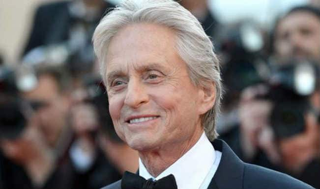 Michael Douglas: Fatherhood wonderful feeling of unequivocal love