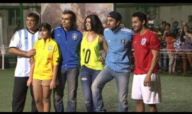 FIFA World Cup: Watch the Khandani publicity of the Kapoor parivaar