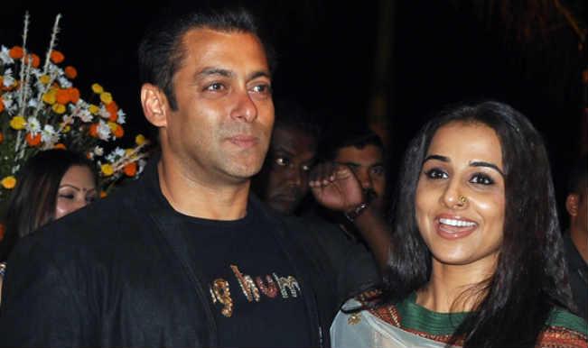 Vidya Balan to make announcement about 'Kick'