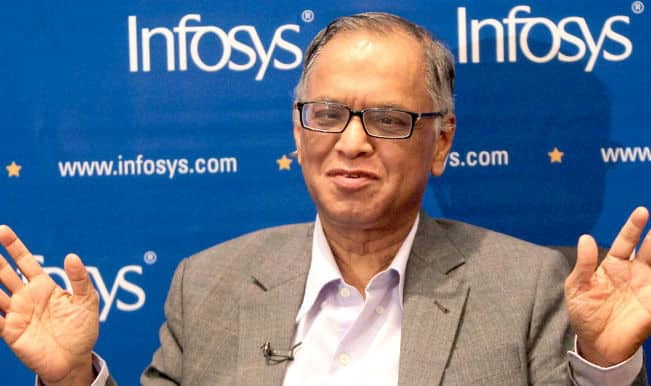 Narayana Murthy bids adieu to Infosys, once again