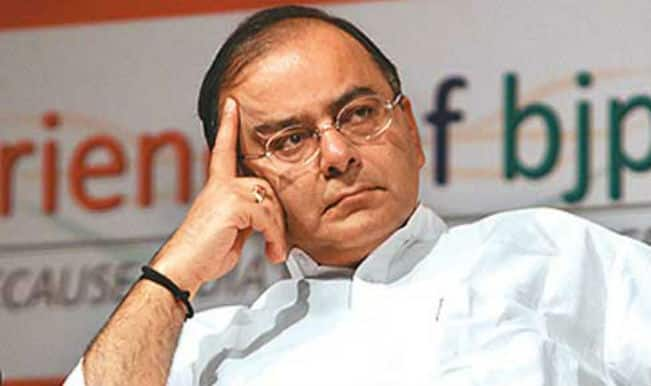Arun Jaitley begins two-day visit to Jammu, a day after ceasefire violations