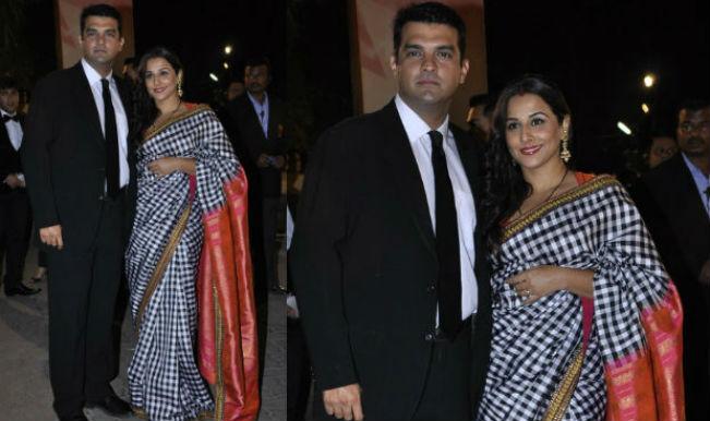 Vidya Balan: Siddarth supportive, non-interfering