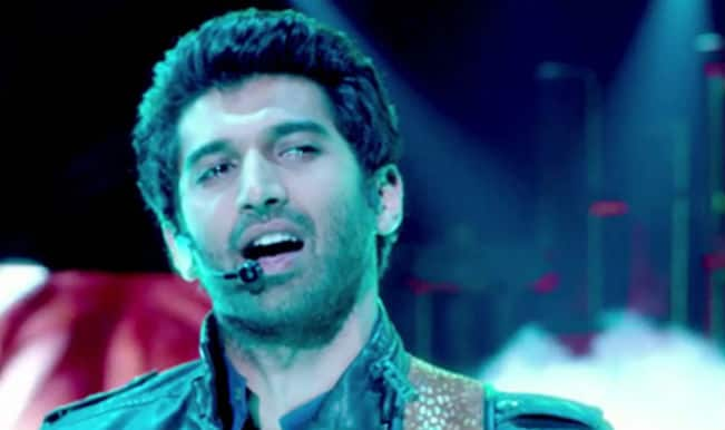 Aditya Roy Kapur in love with Shraddha's 'Galliyan' song