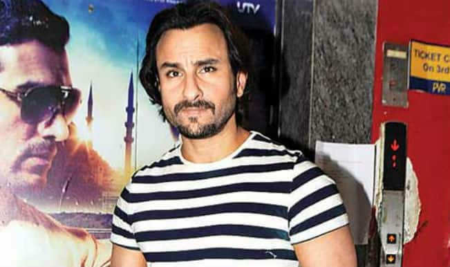 Saif Ali Khan: Comedy can be little dangerous