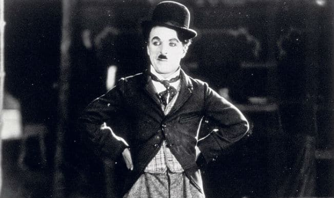 Charlie Chaplin's iconic outfit on sale