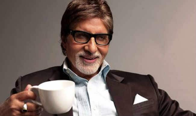 Amitabh Bachchan enjoys being 'one take' man