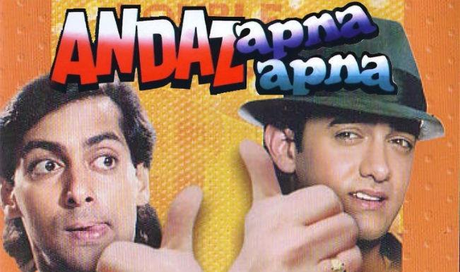 'Andaz Apna Apna 2': Rajkumar Santoshi wants Aamir Khan, Salman Khan as actor, producer