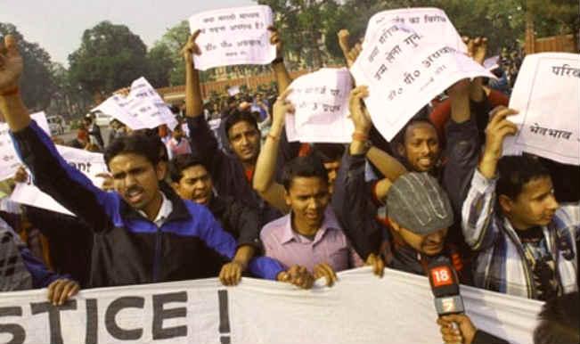 Delhi Metro shuts down four stations as Union Public Service Commission aspirants protest