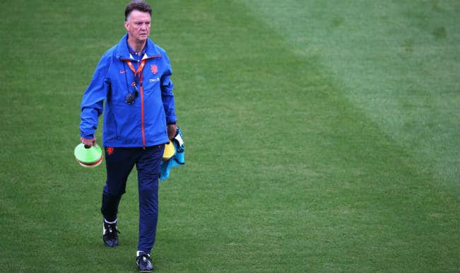 Louis van Gaal accuses FIFA of schedule 'tricks'