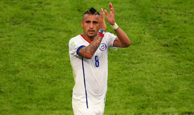 Chile ready to gamble on Arturo Vidal against Netherlands