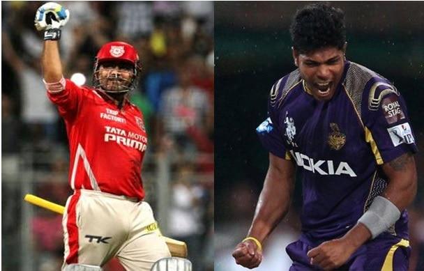 IPL 2014, Final, Kings XI Punjab (KXIP) vs Kolkata Knight Riders (KKR): Virender Sehwag vs Umesh Yadav