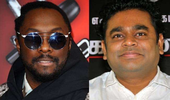 It's My Birthday vs Urvasi Urvasi: A.R. Rahman's song inspires Will.i.am! Watch video