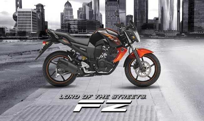 Yamaha launches upgraded FZ and FZ-S bikes for up to Rs 78,250