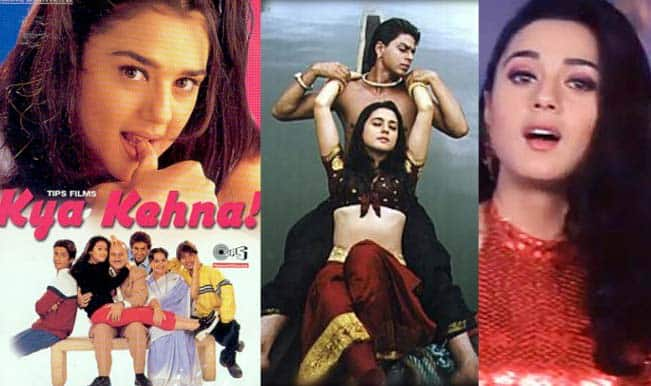 Fearless Preity Zinta: Top 6 bold acts of the controversial actress